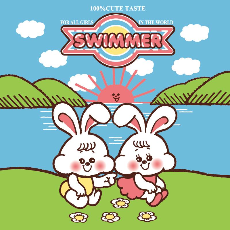 SWIMMER™ ロゴ